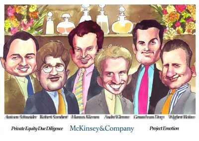 original-business-deal-team-tombstone-closing-gift--caricature-giggleface-McKinsey-Emotion