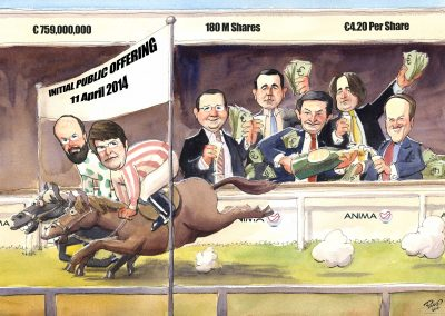original-market-deal-team-tombstone-award-caricature-giggleface-GoldmanSachs 5